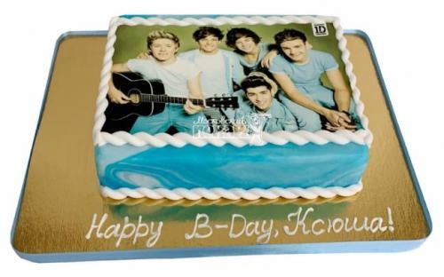 Фото торт, торты на заказ Московский пекарь