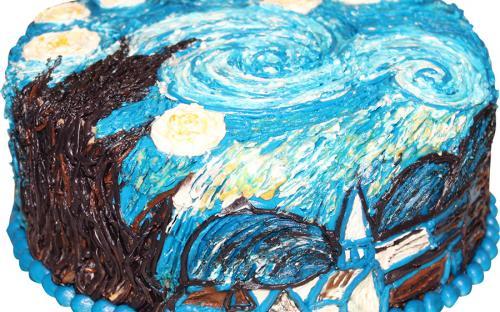 """Творческим натурам торты на заказ, Кондитерская фабрика """"ТортЛенд"""", Москва"""