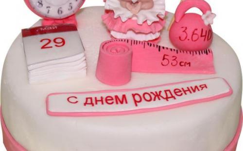 """Самым маленьким торты на заказ, Кондитерская фабрика """"ТортЛенд"""", Москва"""