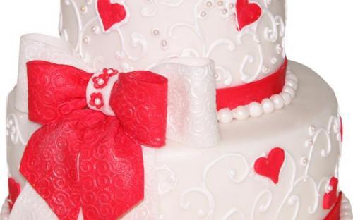 """Свадебные торты на заказ, Кондитерская фабрика """"ТортЛенд"""", Москва"""