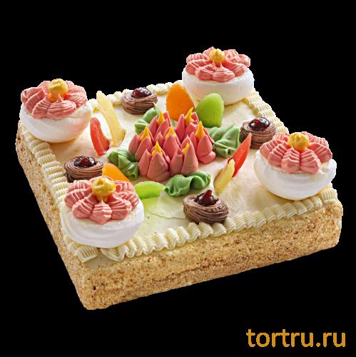 """Торт """"Вариация"""", Большевик, Москва"""