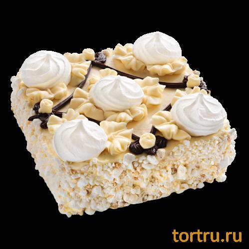"""Торт """"Полет"""", Венский Цех фабрики Большевик, Москва"""