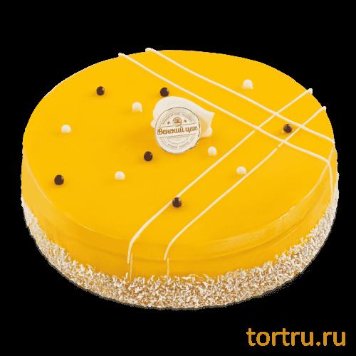 """Торт """"Пьемонт"""", Венский Цех фабрики Большевик, Москва"""