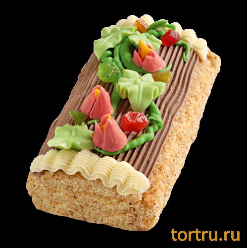 """Торт """"Сказка"""", Венский Цех фабрики Большевик, Москва"""