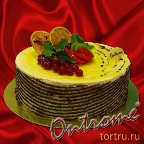 "Торт ""Де Лиз"", Онтроме, кафе-кондитерская, Санкт-Петербург"