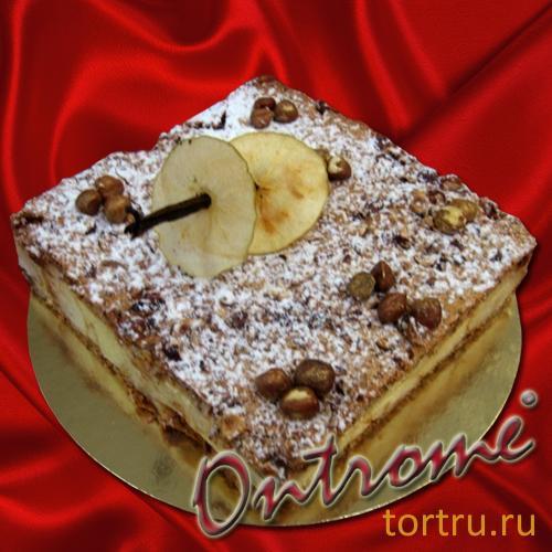 "Торт ""Дакуаз"", Онтроме, кафе-кондитерская, Санкт-Петербург"
