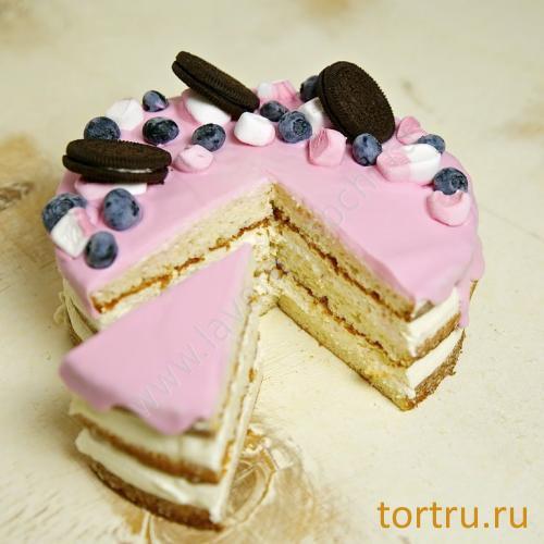 """Торт """"Нежность"""", кондитерская Лаверна"""