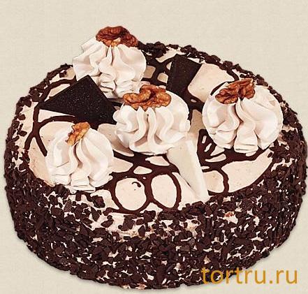 """Торт """"Кофейный"""", кондитерская фабрика Амарас, Москва"""