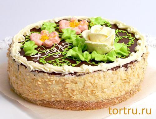 """Торт """"Праздничный"""", Хлебокомбинат Сергиево-Посадский"""