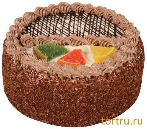 """Торт """"Бирюсинка"""", кондитерская компания Господарь, Балашиха"""