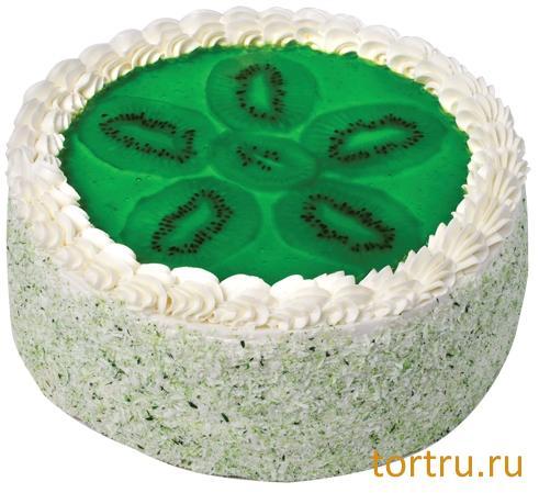 """Торт """"Долина киви"""", кондитерская компания Господарь, Балашиха"""