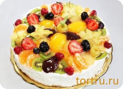 """Торт """"Изобилие"""", Бахетле"""