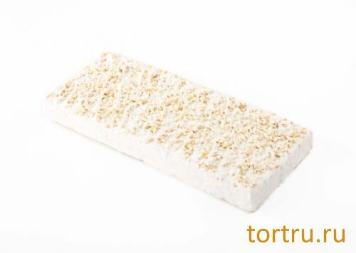 """Торт вафельный """"Молочный с орехом"""", Хлебокомбинат № 1 Курганский"""