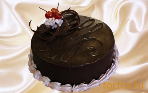 "Торт ""Зимняя вишня"", Кондитерский комбинат Ходынка, Sweet Bakery"