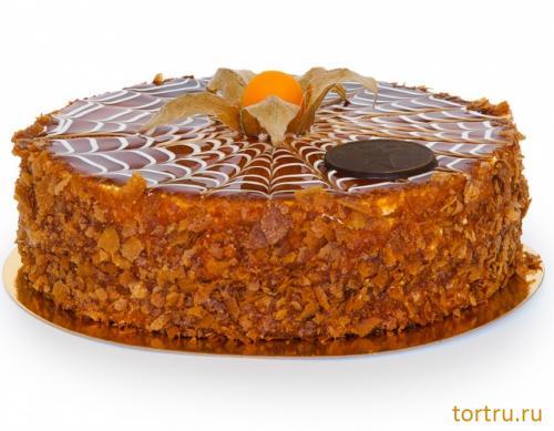 """Торт """"Карамельный Джаз"""", Московский Пекарь"""