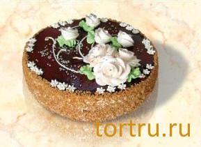 """Торт """"Карамельный"""", Хлебокомбинат Кристалл"""