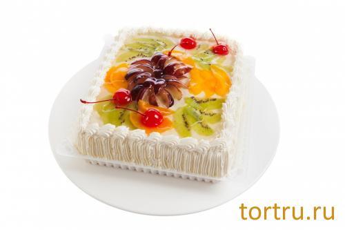 "Торт ""К торжеству"", Пятигорский хлебокомбинат"