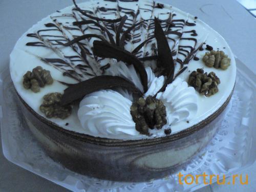 """Торт """"Европейский-шоколад"""", Хлебокомбинат Сергиево-Посадский"""