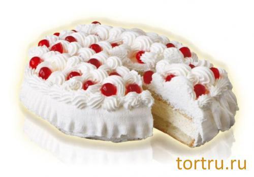 """Торт """"Белый чизкейк"""", Бабушкино печево, Новокузнецк"""