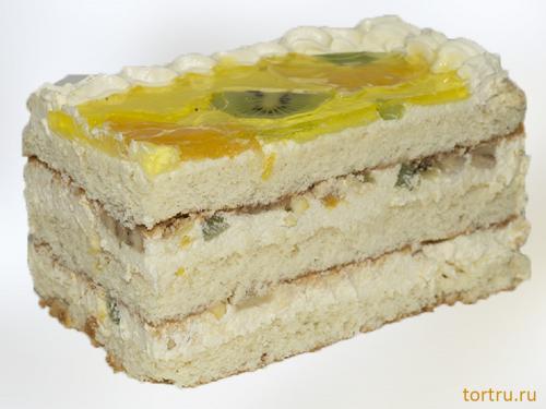 """Торт """"Фруктовый-зимний"""", Кондитерский цех Каньон, Белгород"""