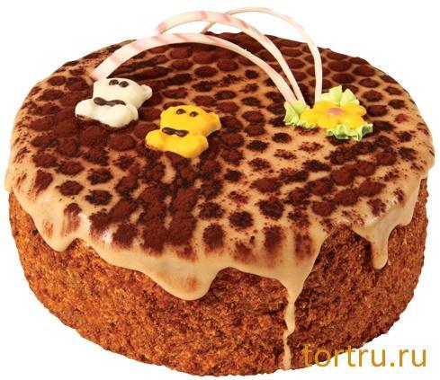 """Торт """"Волшебный улей классический"""", кондитерская компания Господарь, Балашиха"""