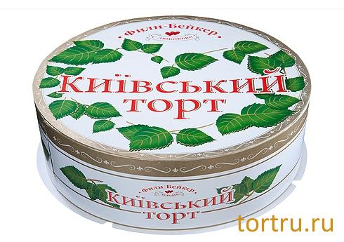 """Торт """"Киевский"""", Фили Бейкер, Москва"""