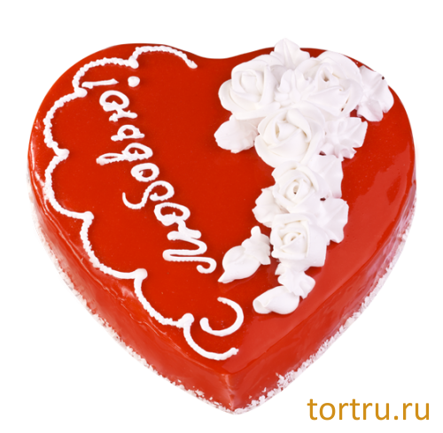 "Торт ""Валентинка"", кондитерская фабрика Метрополис"