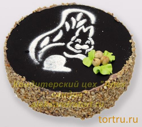 "Торт ""Белочка"", Кондитерский цех Александра, Солнечногорск"