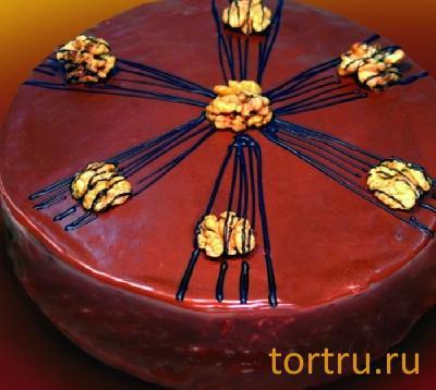 """Торт """"Грецкий орех"""", Бахетле"""