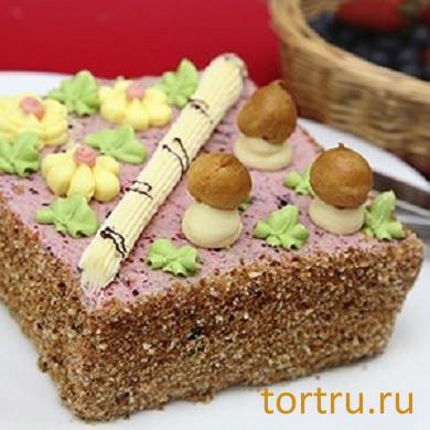 "Торт ""Полянка"", комбинат Добрынинский, Москва"