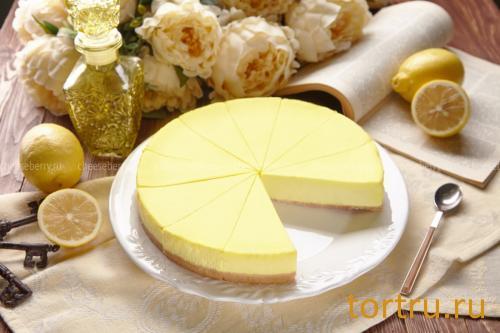 """Чизкейк """"New York с лимоном"""", Cheeseberry"""