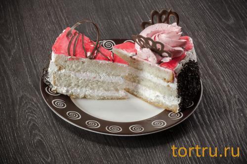 """Торт """"Йогуртовый"""", """"Кристалл"""" Пенза"""
