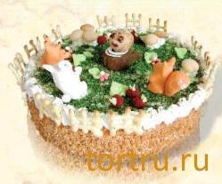 """Торт """"Детский"""", Хлебокомбинат Кристалл"""
