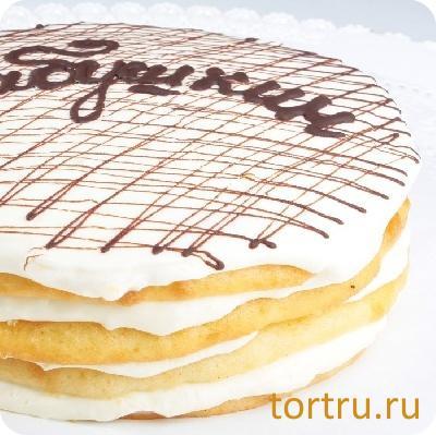 бабушкин торт как в бахетле