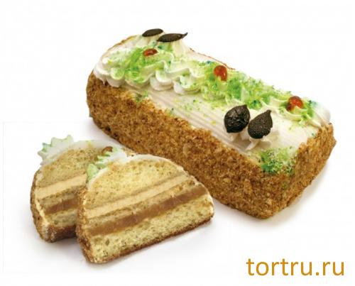 """Торт """"Лесной"""", Хлебозавод Восход Новосибирск"""