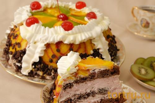"Торт ""Вишневый сад"", На блюдечке, Зеленоград"