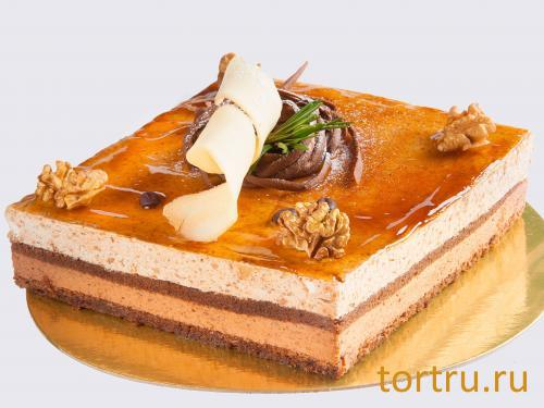 "Торт ""Амбрэ"", Онтроме, кафе-кондитерская, Санкт-Петербург"