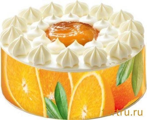"""Торт """"Апельсиновый"""", Мой, Ногинск"""