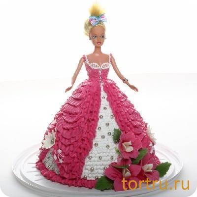 "Торт ""Барби (эксклюзив)"", Бахетле"