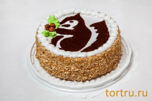"""Торт """"Белочка"""", кондитерская компания Господарь, Балашиха"""
