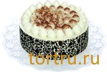 """Торт """"Венский вальс"""", Хлебокомбинат Обнинск"""