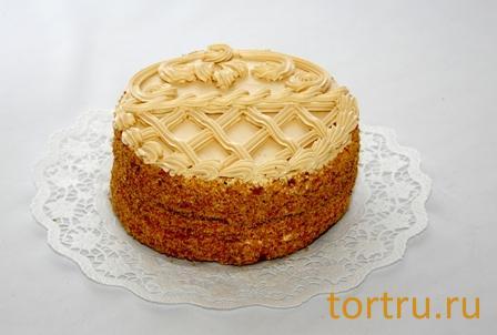 """Торт """"Чудо"""", Хлебокомбинат Обнинск"""