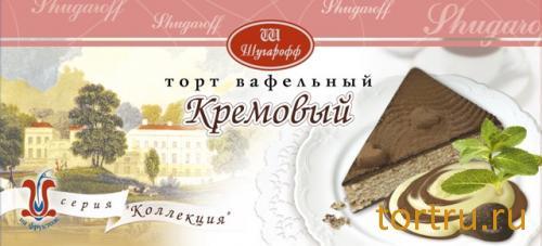 """Торт """"Шоколадно-кремовый"""", Шугарофф"""