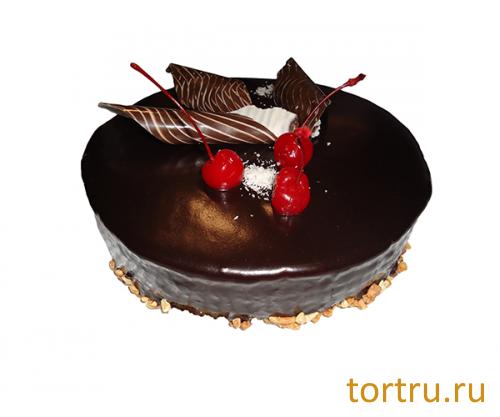 """Торт """"Вишня в шоколаде"""", Сладкие посиделки, кондитерская-пекарня, Омск"""