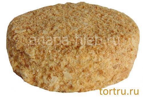"""Торт """"Бонапарт"""", Анапский хлебокомбинат"""