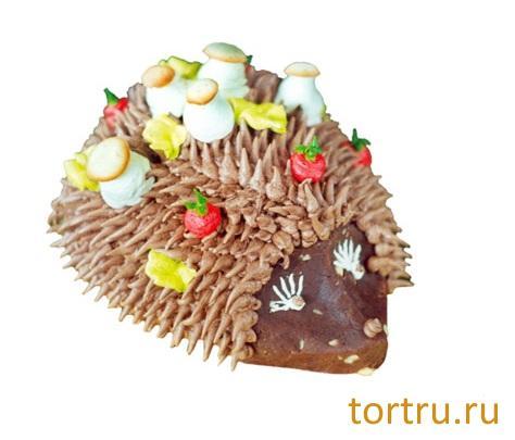 """Торт """"Ёжик"""", Кузбассхлеб"""