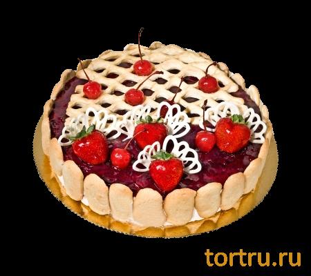"""Торт """"Йогуртовый"""", французская кондитерская Шантимэль, Москва"""
