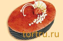 """Торт """"Йогуртовый клубничный"""", Малика"""