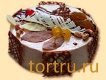 "Торт ""Кофейный"", Малика"