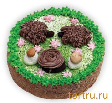 """Торт """"Лесная сказка"""", Вкусные штучки, кондитерская, Обнинск"""